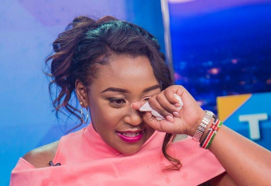 Is Betty Kyallo okay? She has not been herself lately