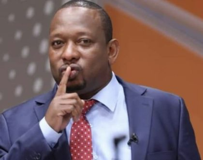 Mike Sonko caught thirsting on Tanasha Donna's enticing photo