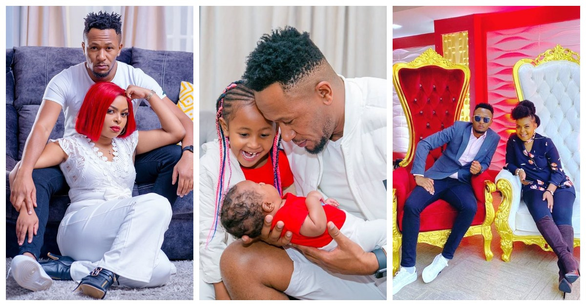 DJ Mo and Size 8: Celebrity relationships done right