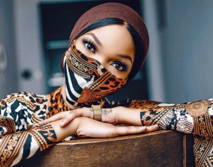 Wema Sepetu's die hard fan spends millions on jewelry to impress the former model!