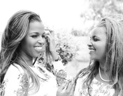 """""""I wish I could be half the woman you were,"""" Anerlisa Muigai continues to mourn her late sister"""