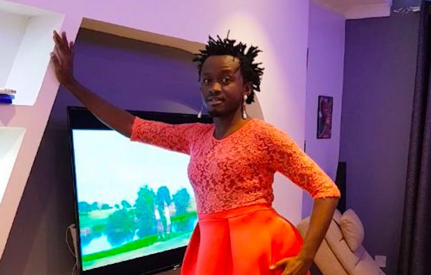 Why is Bahati so desperate for attention?