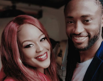 Kamene Goro reveals unknown details about her relationship with Avril's baby daddy