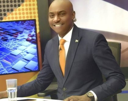 """Don't keep me in your prayers!"" Eric Njoka tells fans days after losing job at K24"