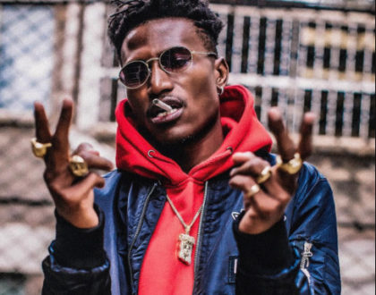 """""""I will rap about marijuana until it gets legalized!"""" Octopizzo declares"""