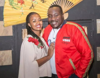 Kwani Willis Raburu ulifanya nini? Maryaprude's advice to young couples thirsting for marriage