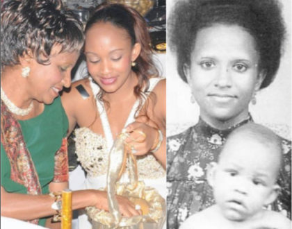 """In loving memory..."" Zari Hassan commemorates late mom in moving tribute"