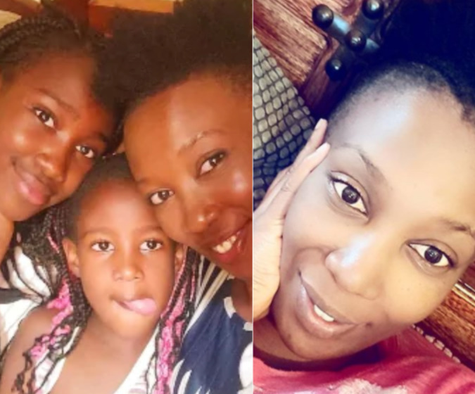 """""""Struggles of a mother!"""" Nameless leaks video of a worn-out Wahu"""