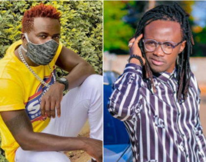 "'Don't mistake me for Weezdom!"" Willy Paul slams Bahati"