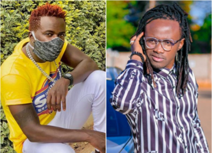 """'Don't mistake me for Weezdom!"""" Willy Paul slams Bahati"""