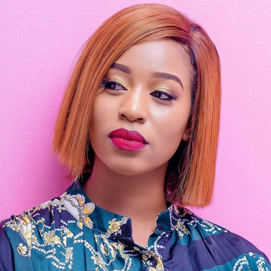 Diana Marua's cryptic message after hitting 1 Million followers on Instagram