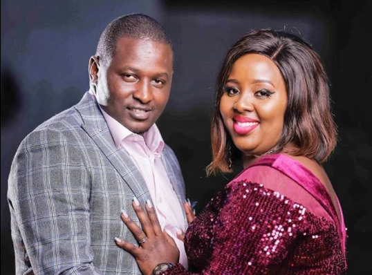 EXCLUSIVE: Terrence Creative reportedly battered by wife Milly Chebby