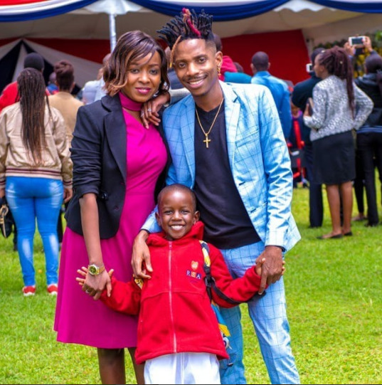 Why Eric Omondi and Jacque Maribe fixed their issues