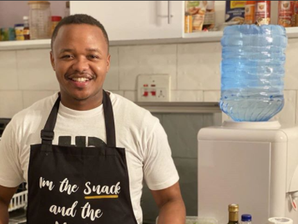 Holy Dave's polished culinary art skills that has left Kenyan men envious (Photos)