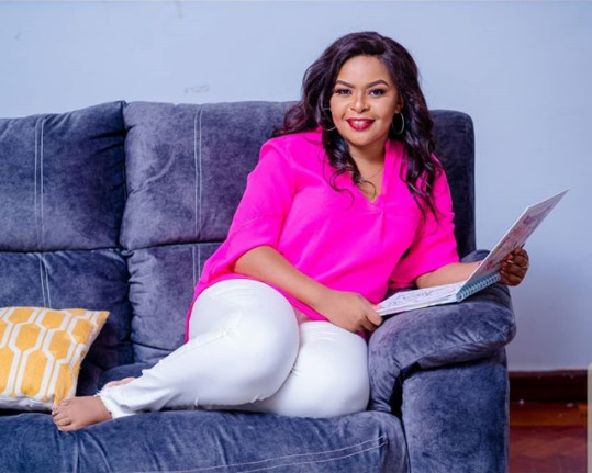 Size 8 talks about near death experiences as she celebrates 34th birthday
