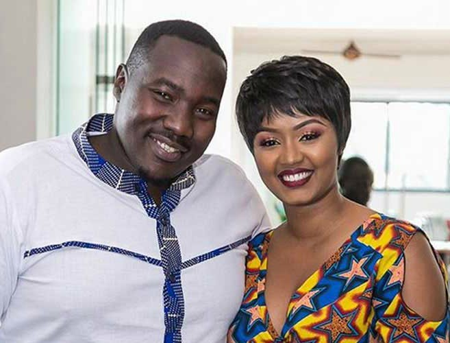 Willis Raburu reportedly throws wife out, moves in with another woman