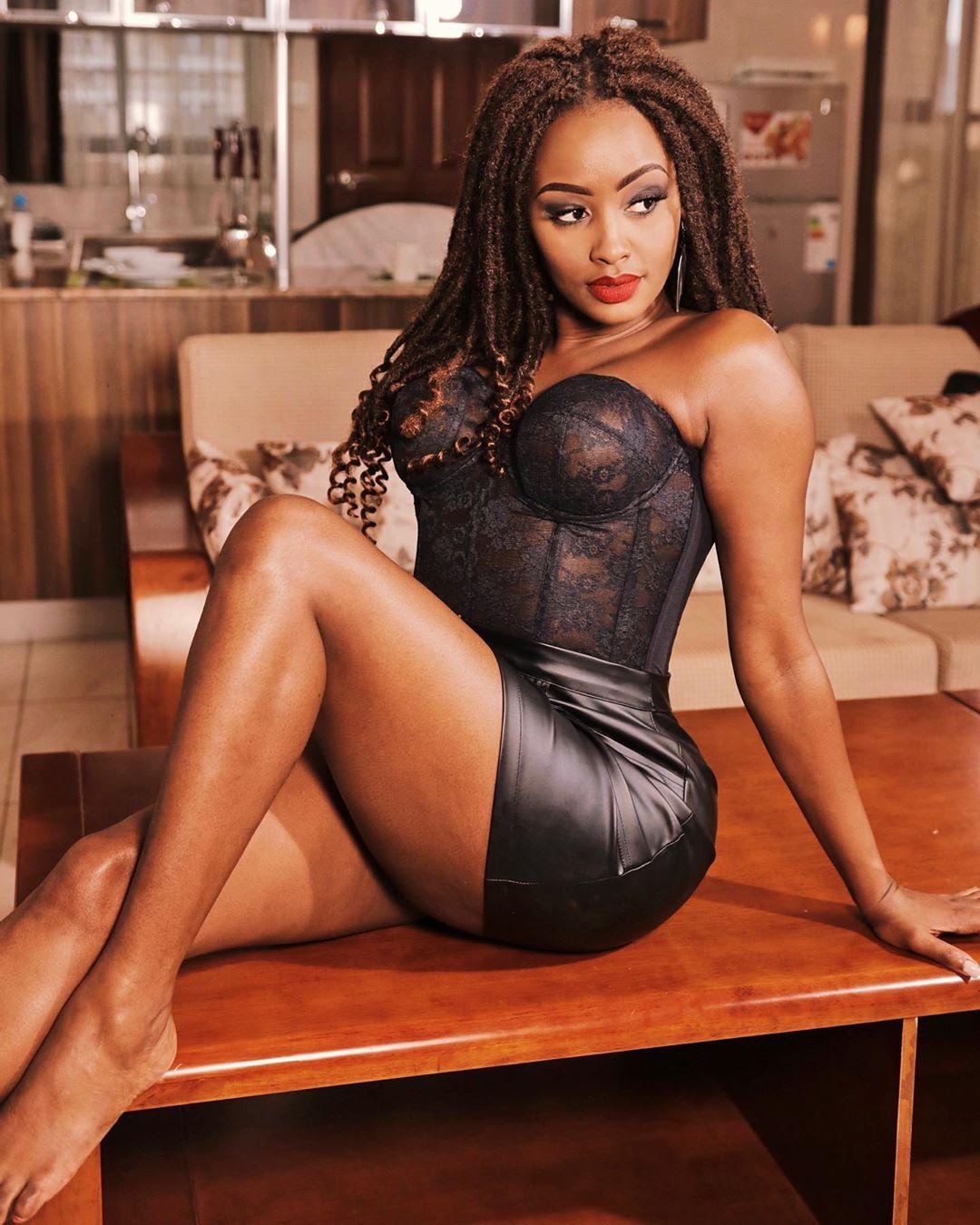Michelle Ntalami caliente