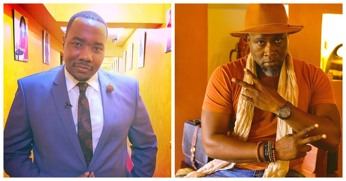 There are no positive Kenyan celebrity male role models