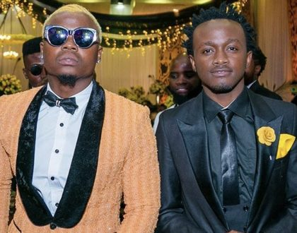 Bahati getting paid by Diamond Platnumz to attack Harmonize? He responds