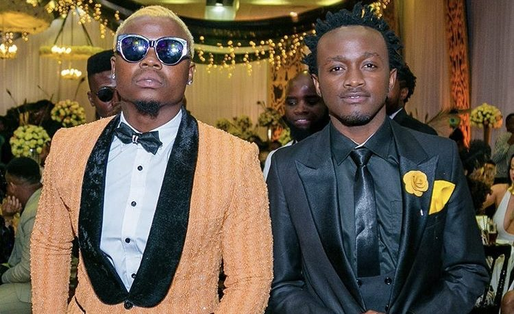 Bahati bitter after Harmonize makes surprise move confirming friendship is over!