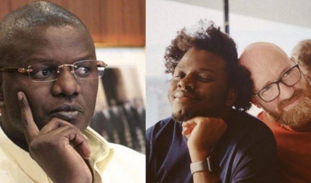 Kenyans should give Louis Otieno's son a break!