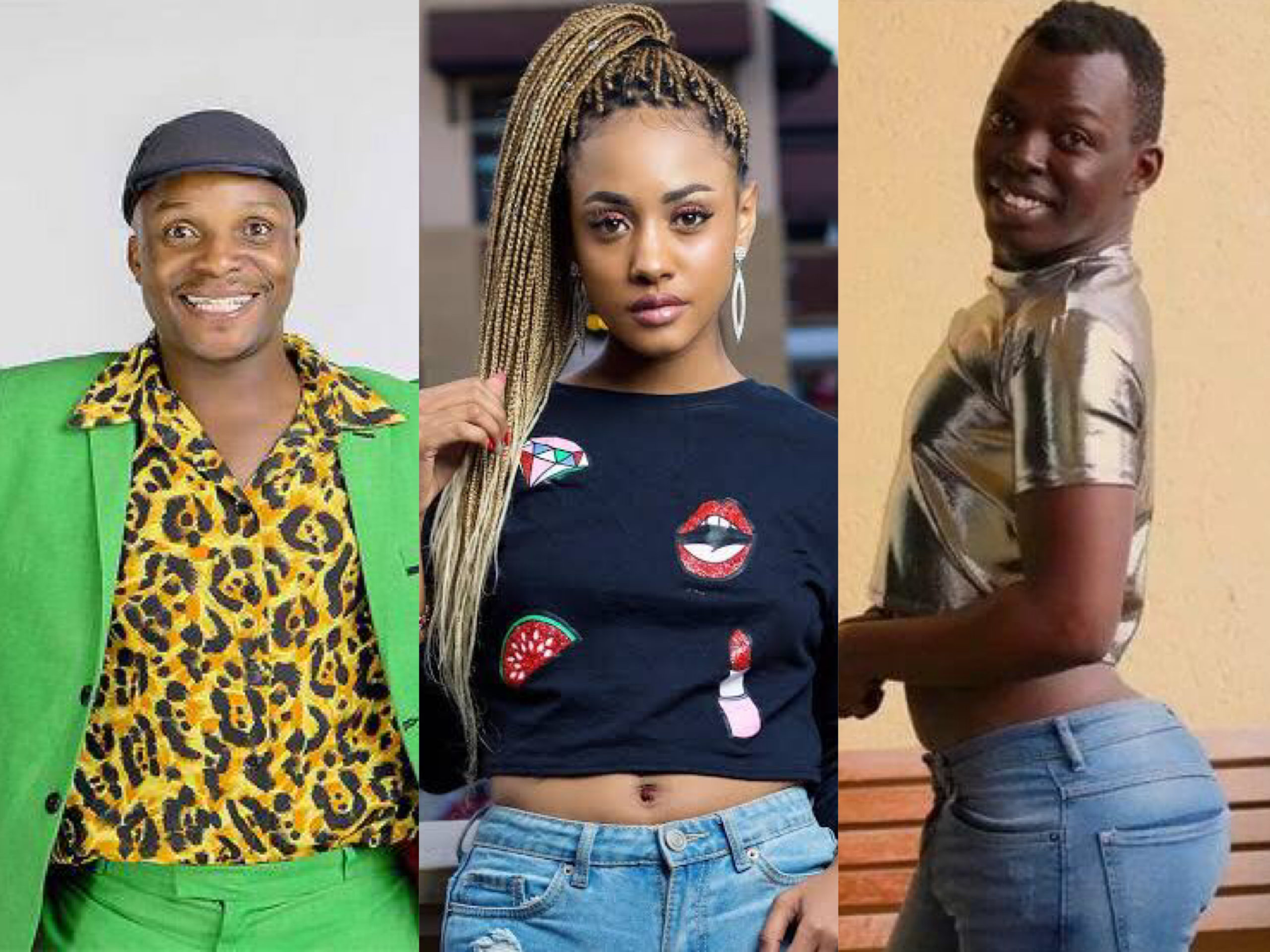 Jalang'o caught between Tanasha Donna and former best friend Chokuu's drama!
