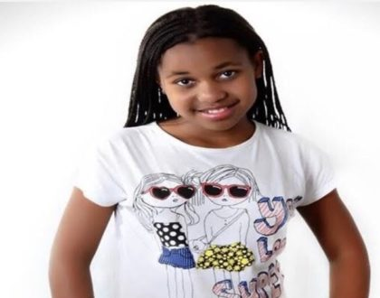 All grown up! Why Machachari's actress Joy Ohon is turning heads online (Photos)