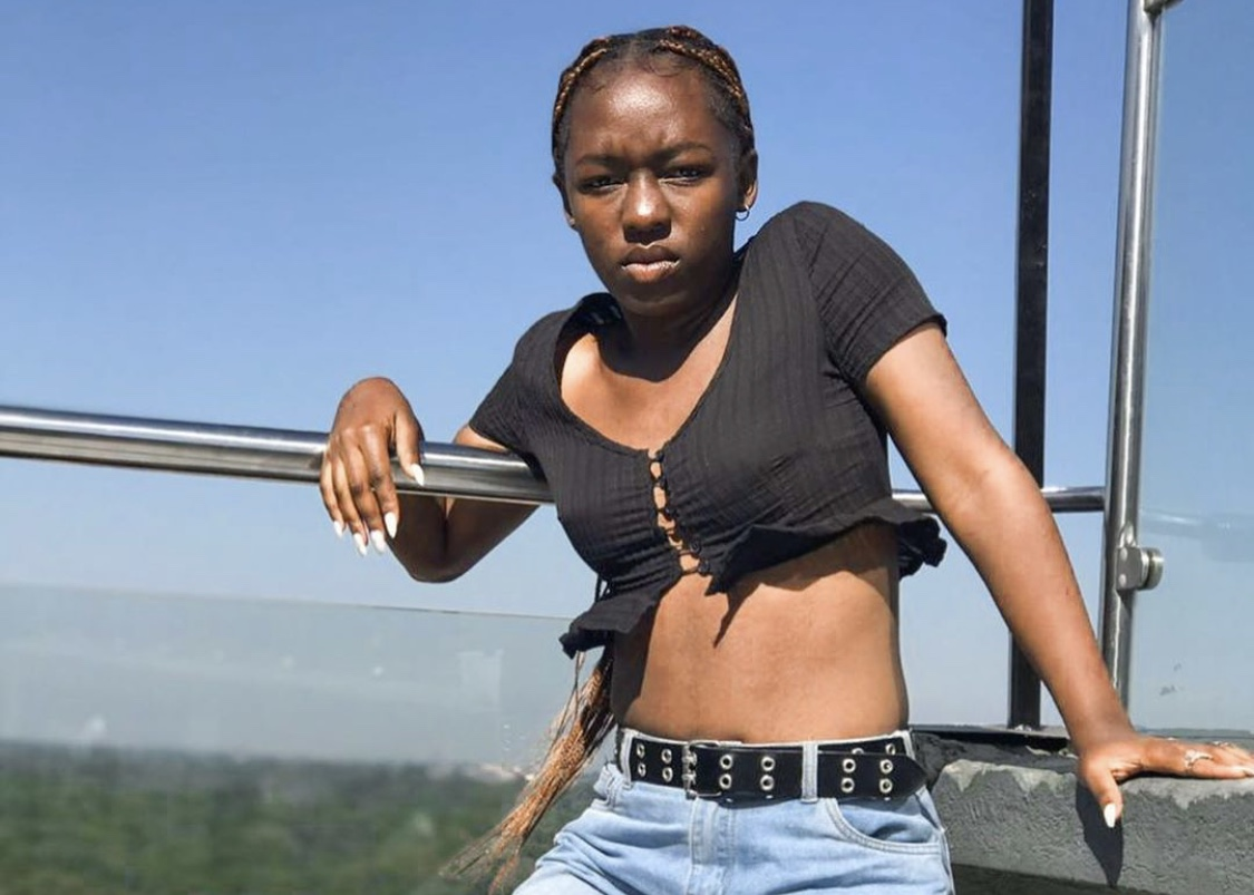 Young Kenyan female comedian lands lucrative deal with Comedy Central!
