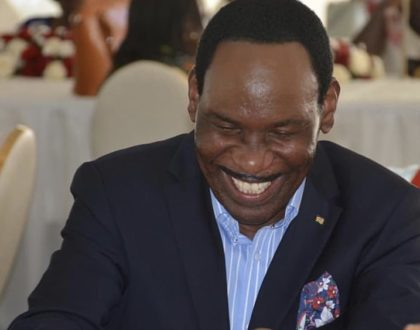 Why Ezekiel Mutua blames Kamba musicians for teenage pregnancies in Machakos!