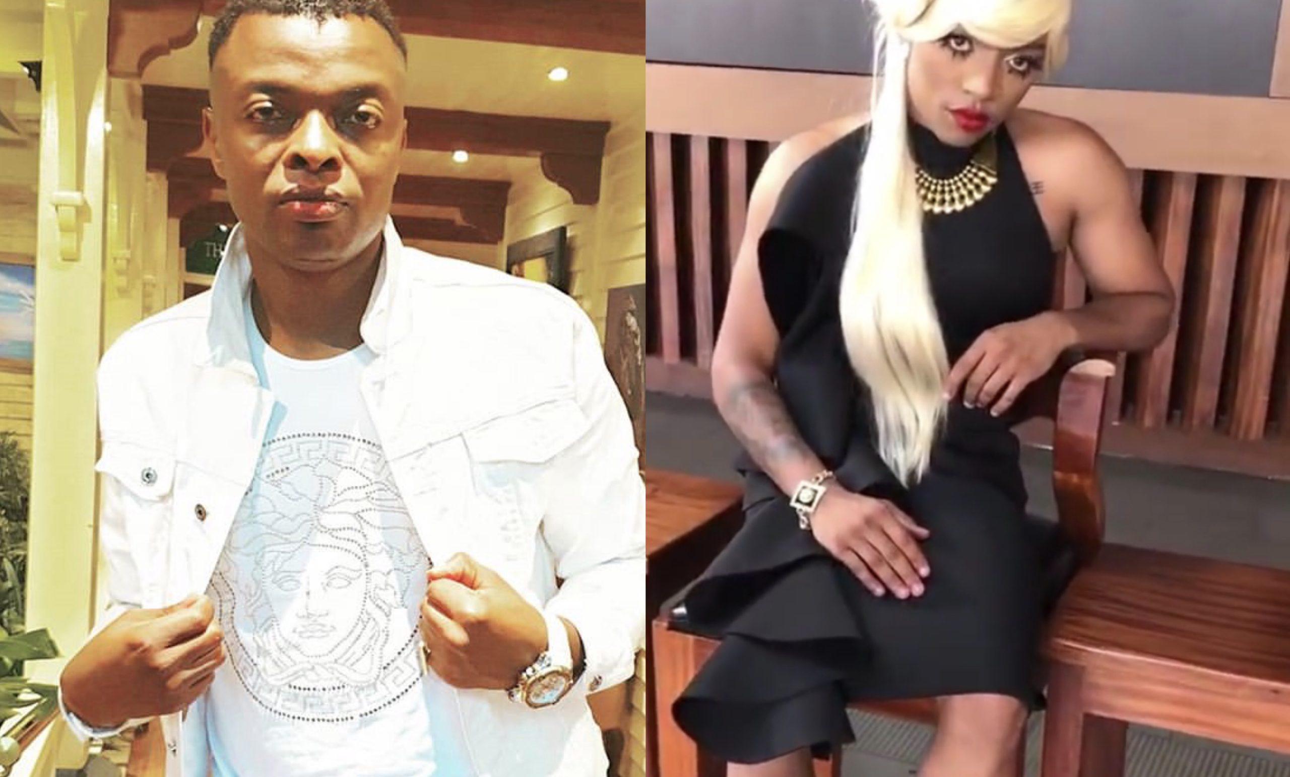 Ringtone accuses Bahati and Masterpiece of secretly dating fellow men! (Photo)