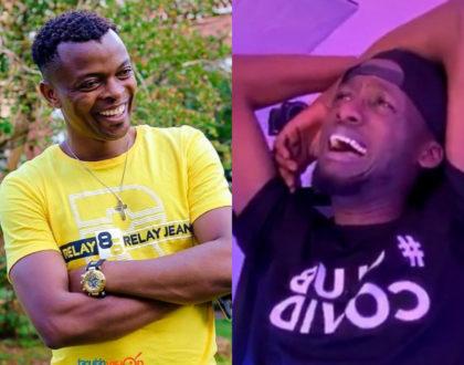 Kuruka Kipetero kiyesu! Ringtone denies introducing Xtian Dela to alcohol, says they are not friends!