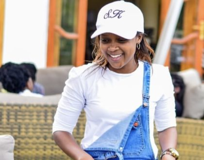 All grown up! Shix Kapienga leaves many drooling over her younger sister's never before seen photos