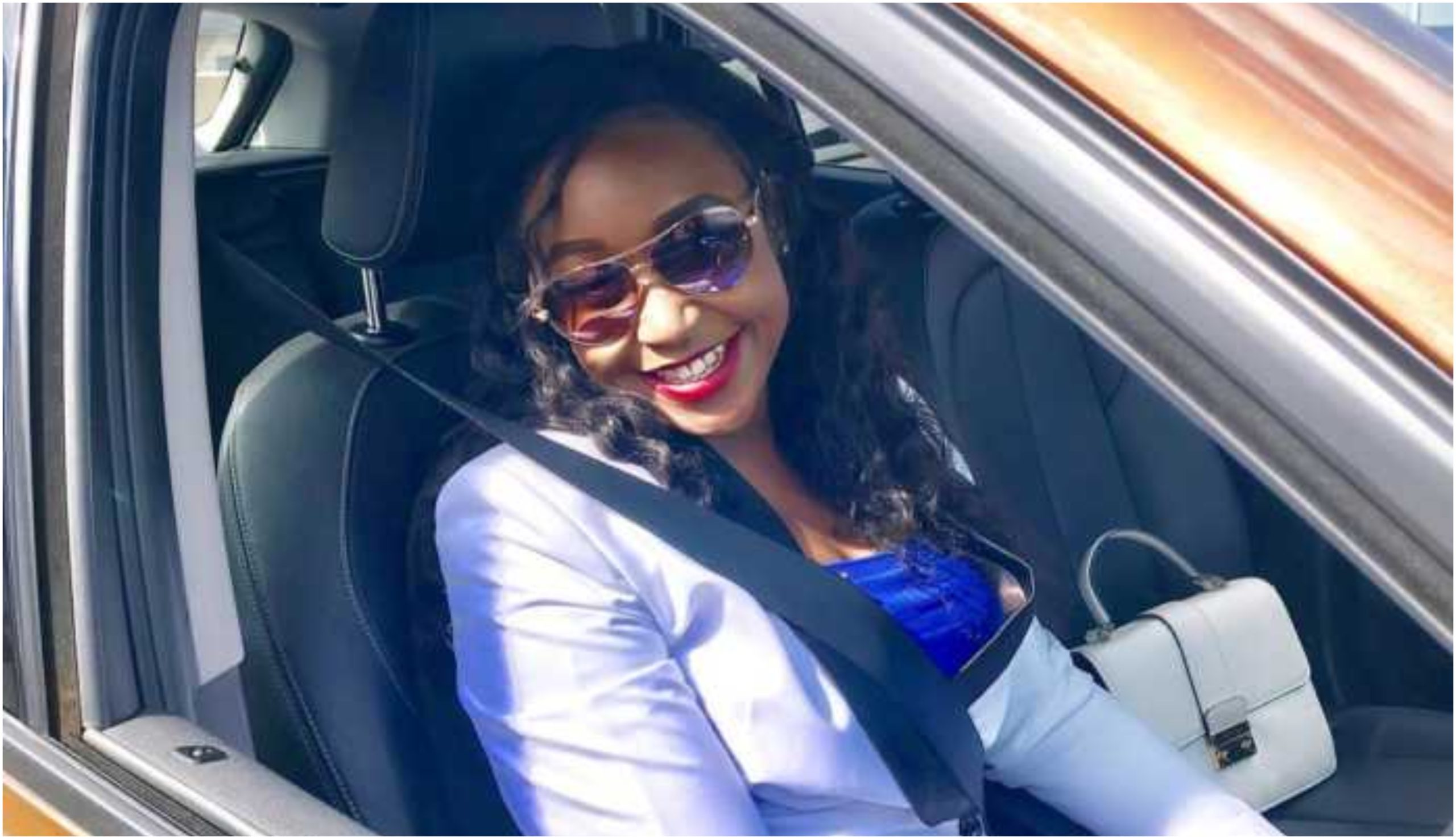 Betty Kyallo splashes KSh 8M on posh ride barely days after quitting K24 (Photos)