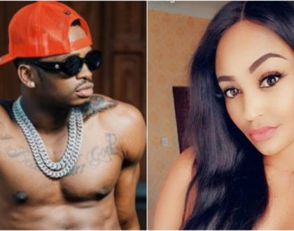 Diamond reacts after Zari´s bomb dance moves to his ´Quarantine´ song surfaced (Video)