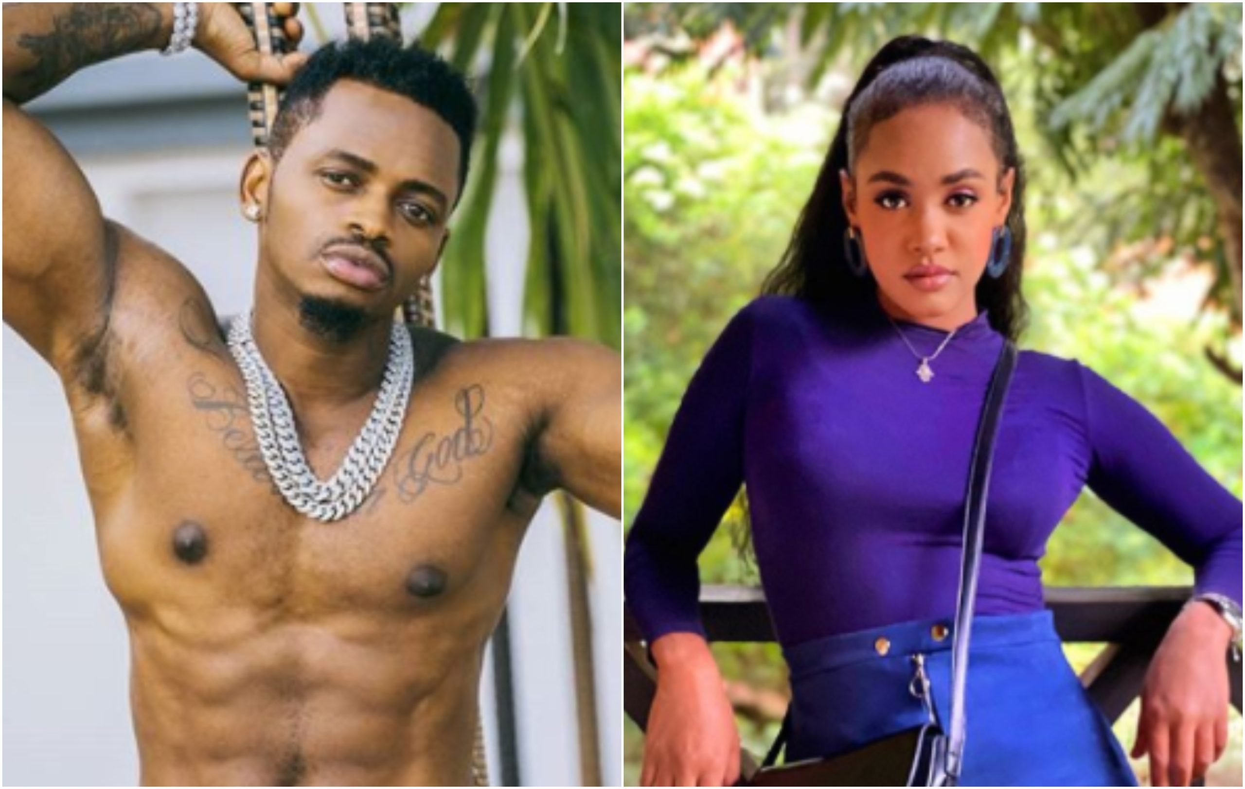Family reunion? Tanasha and Diamond Platnumz finally settle their differences