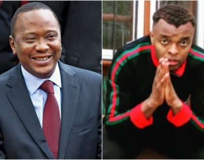 How Ringtone bought his multi-million mansion in Runda through President Uhuru Kenyatta (Video)