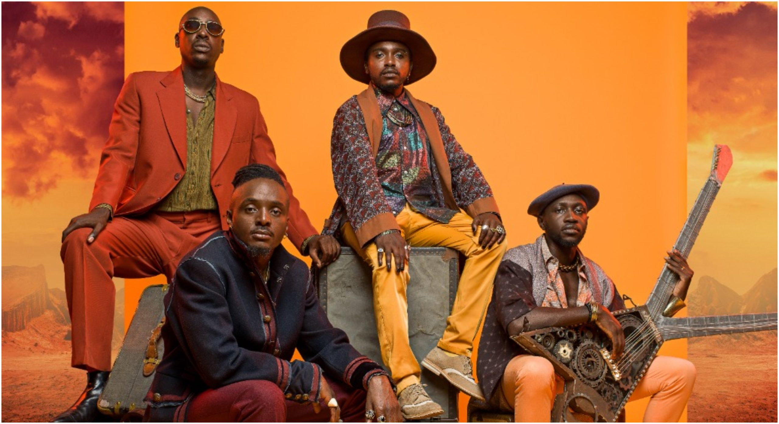 Sauti Sol finally drop much-awaited 13-track album (Audio)