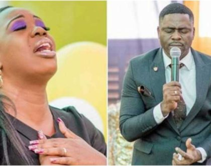 Ruth Matete´s late husband´s burial takes an interesting turn
