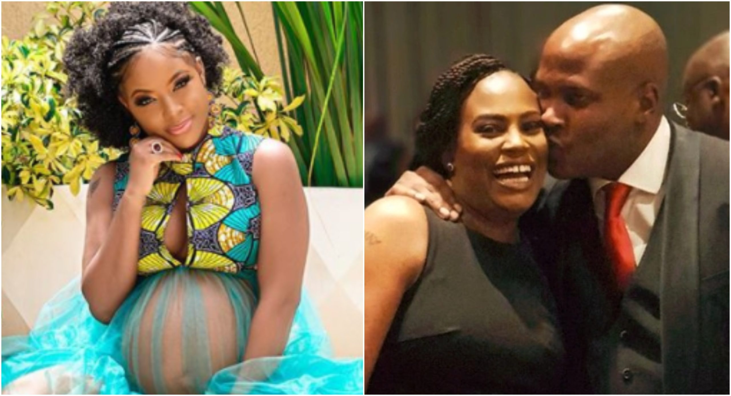 President Uhuru´s nephew and Lola Hannigan come out public on secret relationship that bore them a daughter (Video)