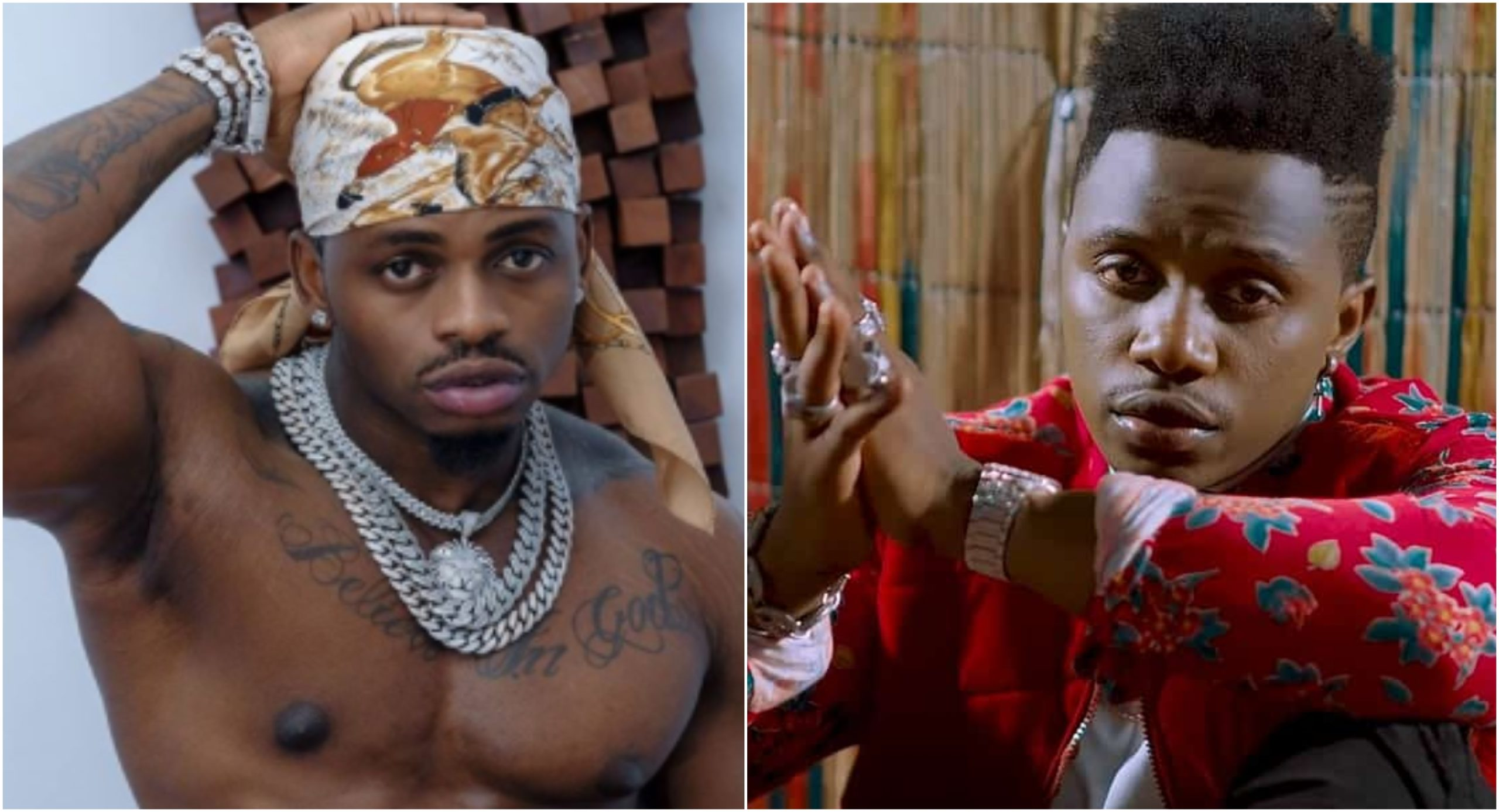 Rayvanny unveils his next record label following his exit at Diamond´s WCB (Video)