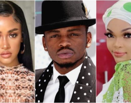 Wema Sepetu stirs heated debate after questioning Diamond´s intentions for Tanasha Donna (Screenshot)