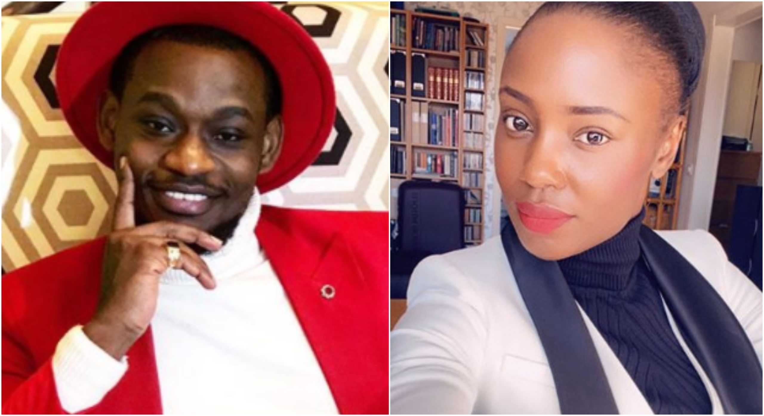´Maria´ actor Luwi´s girlfriend finally responds after being exposed as a conman and cheater (Screenshot)