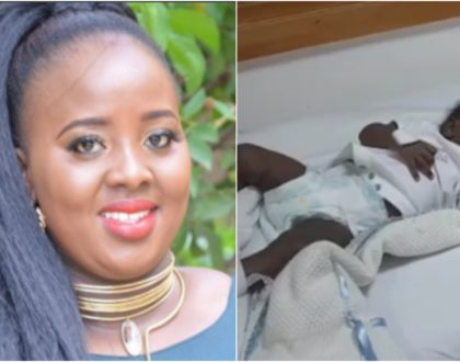 Fateful day Milly Chebby almost gave up on daughter´s life (Video)