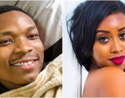 Otile Brown admits to self-pleasuring himself, Nabayet sweetly responds