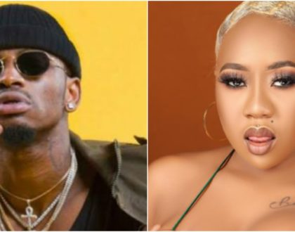Amber Lulu confesses unquenched thirst to be Diamond Platnumz´ 4th baby mama (Details)