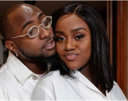 Davido´s wife Chioma responds to wife battering allegations