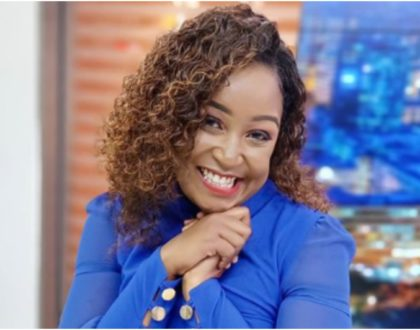 Betty Kyallo´s hot replacement at K24 now turning heads (Photos)