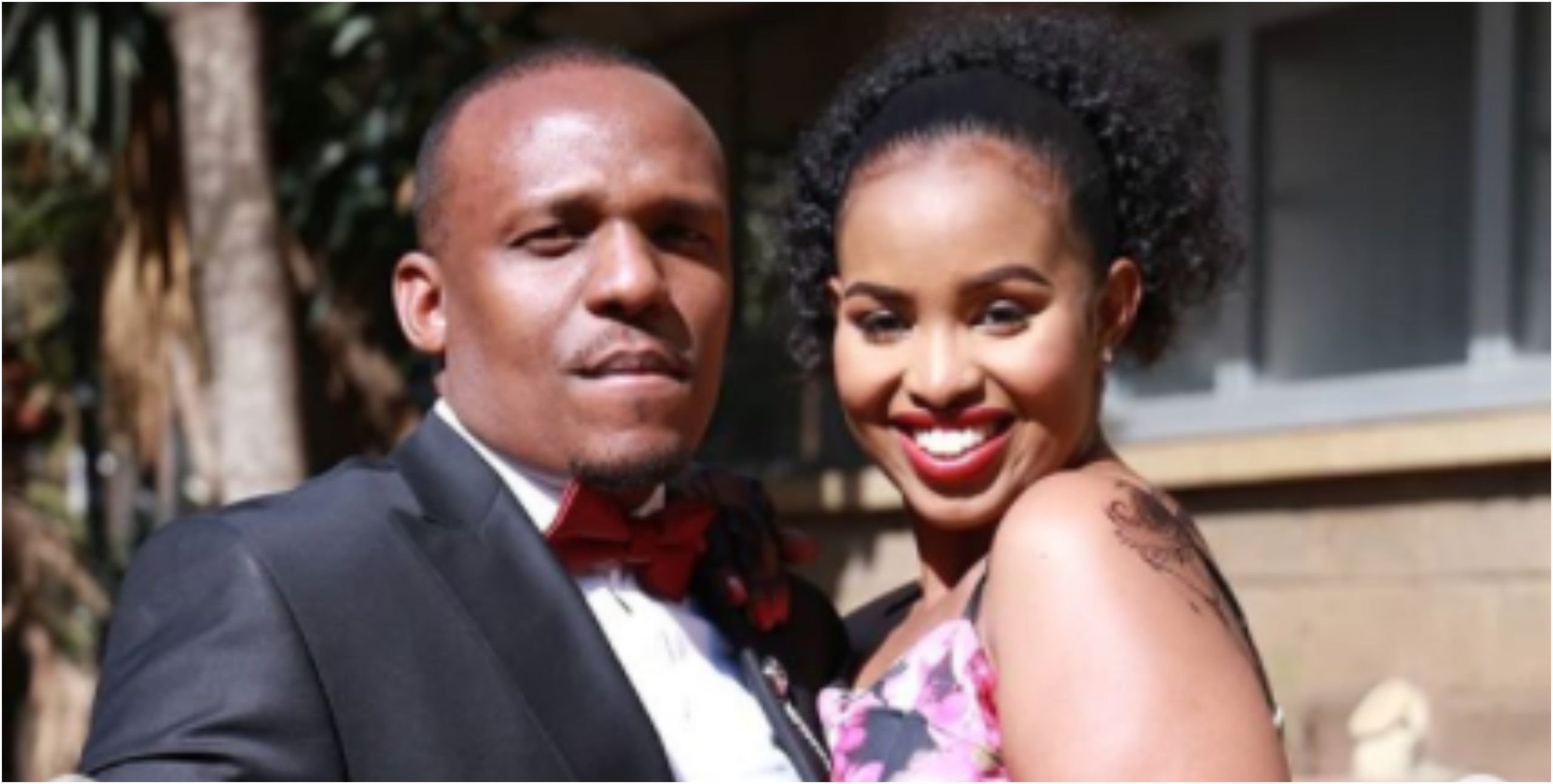 Ben Kitili´s wife opens up on the struggles of convincing her parents about their marriage