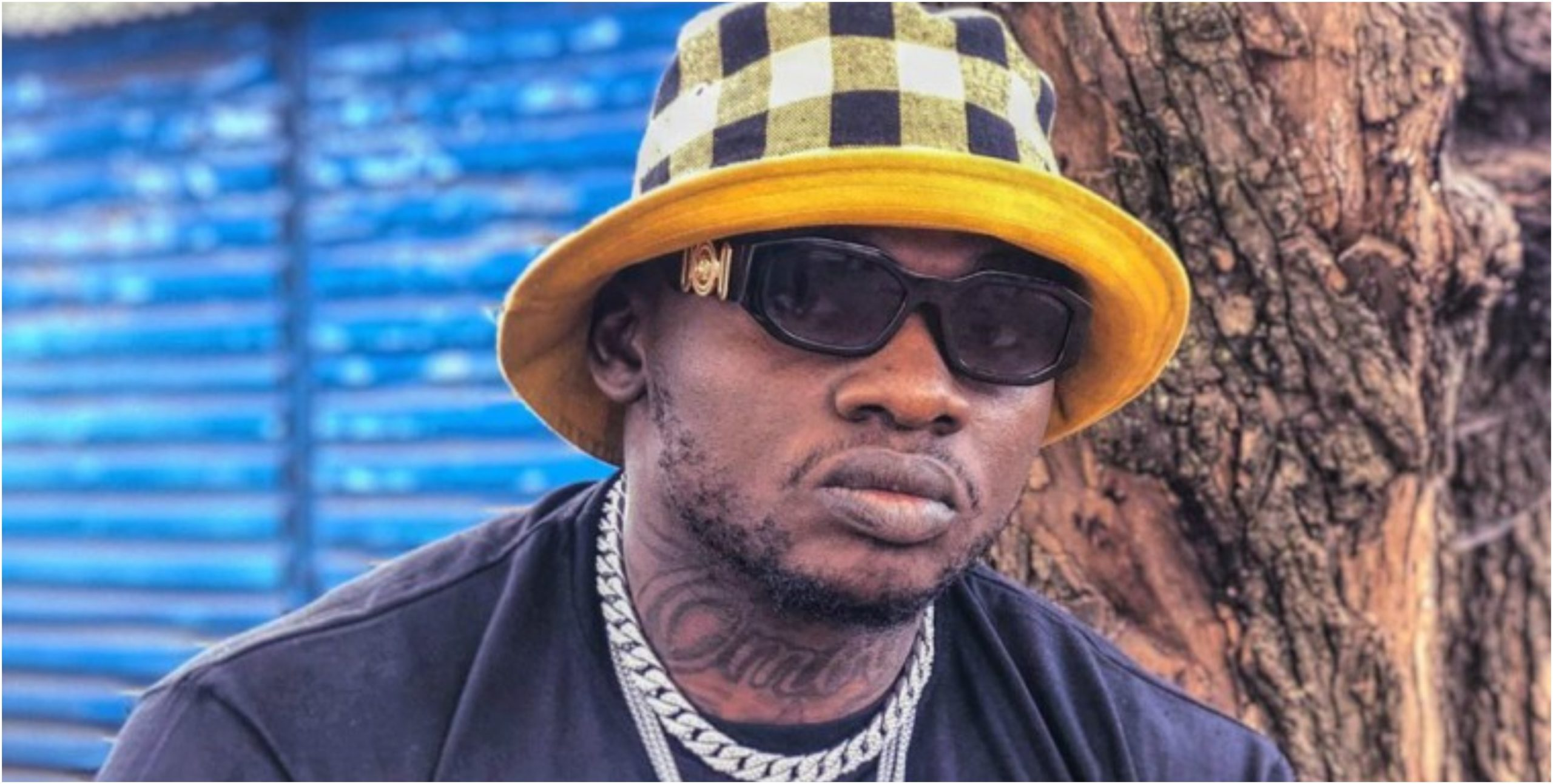Khaligraph reveals why he never set foot in his village since becoming a celebrity (Video)