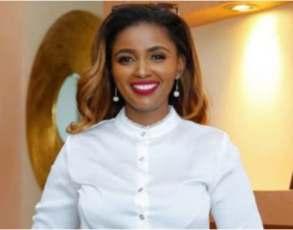 Finally! Anerlisa Muigai parades new photo of her state-of-the-art wedding reception